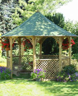 Chopin Gazebo