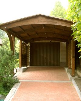Nevada Single Carport