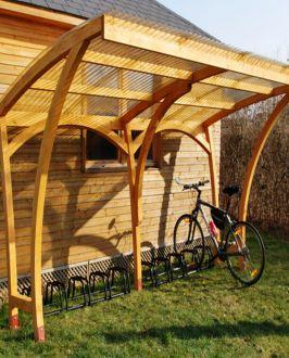 Wiata rowerowa Oxford