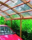 Conwy Single Carport