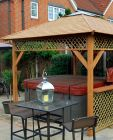 Baltic Spa Gazebo
