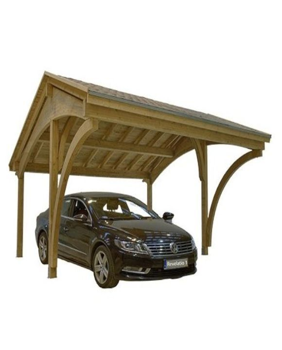 Revelatio  Single Carport