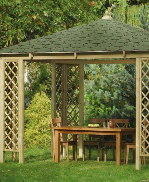 Tiled Rimini Pavilion