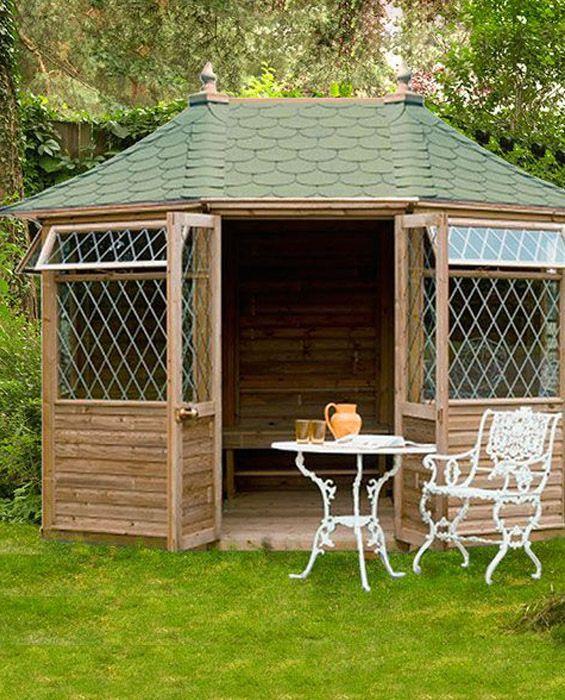 Georgian Summerhouse Pavilion