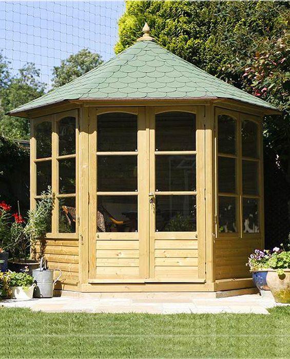 Harrogate Summerhouse