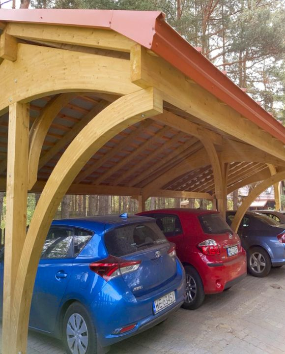 Revelatio Quadruple Carport