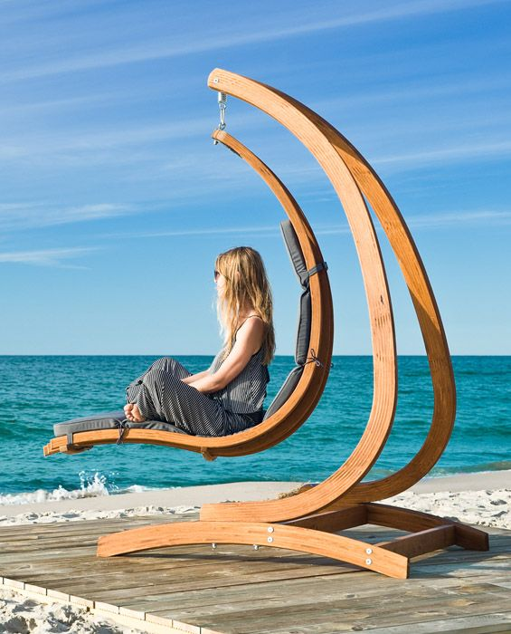 Wave Hanging Lounger