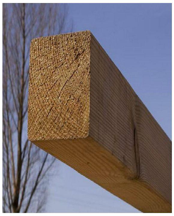 Legary, belki drewniane
