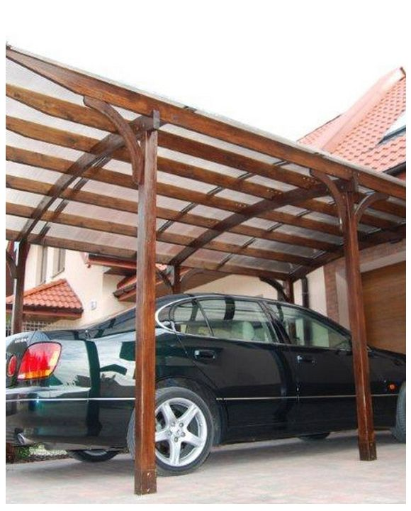 Tunbridge Single Carport