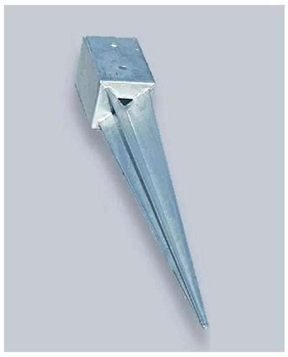 Metal Post Holder (Spike)